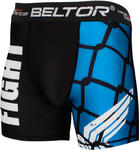 Spodenki MMA vale tudo Trapped Wing Beltor (czarno-niebieskie) / Tanie RATY w sklepie internetowym Sport-Shop.pl