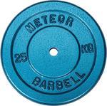 Talerz niebieskie żeliwo 25kg Meteor / Tanie RATY w sklepie internetowym Sport-Shop.pl