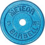 Talerz niebieskie żeliwo 5kg Meteor w sklepie internetowym Sport-Shop.pl
