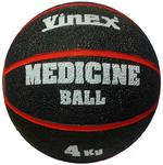 Piłka lekarska 4kg Vinex / Tanie RATY w sklepie internetowym Sport-Shop.pl