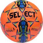 Piłka nożna Futsal Attack 4 Select (pomarańczowa) / Tanie RATY w sklepie internetowym Sport-Shop.pl