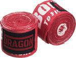 Bandaż bokserski 5m Dragon (czerwony) w sklepie internetowym Sport-Shop.pl