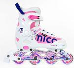 Łyżworolki regulowane Twist Mico (Girl) / Tanie RATY w sklepie internetowym Sport-Shop.pl