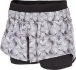 Spodenki damskie fitness SKDF002 4F (czarno-białe) w sklepie internetowym Sport-Shop.pl
