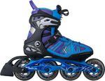 Rolki 17 VO2 90 Pro W K2 (niebiesko-fioletowe) / Tanie RATY / DOSTAWA GRATIS !!! w sklepie internetowym Sport-Shop.pl