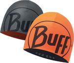 Czapka dwustronna BH Coolmax Rev Buff (R-Logo Graphite-Orange FL) w sklepie internetowym Sport-Shop.pl