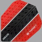 Część zamienna piórka Target Dart (czerwono-czarna) w sklepie internetowym Sport-Shop.pl