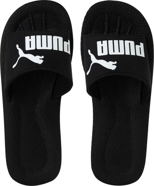 0e3ed1f76315c Klapki Purecat Puma (czarne) w sklepie internetowym Sport-Shop.pl. Powiększ  zdjęcie