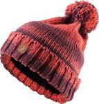 Czapka zimowa damska CAD606 Outhorn by Gardias (bordowa) w sklepie internetowym Sport-Shop.pl
