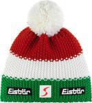 Czapka Star Pompon SP Eisbar (zielono-biało-czerwona) / Tanie RATY w sklepie internetowym Sport-Shop.pl