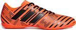 Buty piłkarskie halowe Nemeziz 17.4 IN Adidas (pomarańczowe) / Tanie RATY w sklepie internetowym Sport-Shop.pl