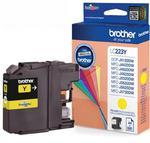 Oryginalny BROTHER LC223Y YELLOW tusz do drukarki MFC-J4620DW lub 4625DW, 5320DW end 5625DW oem LC-223Y Tusz żółty do drukarki Brother MFC-J 4620 DW w sklepie internetowym Tonerico.pl