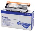Oryginalny Brother TN2220 BLACK toner czarny do drukarki DCP7060 HL2240 MFC 7460 oem TN-2220 w sklepie internetowym Tonerico.pl