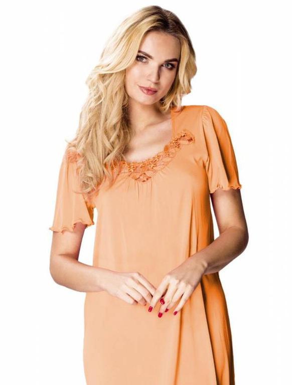 c0803432a50276 DKaren tiulowa sukienka i stringi dla puszystych model EVITA od S do 5XL w  sklepie internetowym. Powiększ zdjęcie
