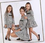 Sukienka Panterka Córka w sklepie internetowym Kidsbutik