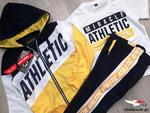 3 częściowy dres/zestaw sportowy ATHLETIC w sklepie internetowym Kidsbutik