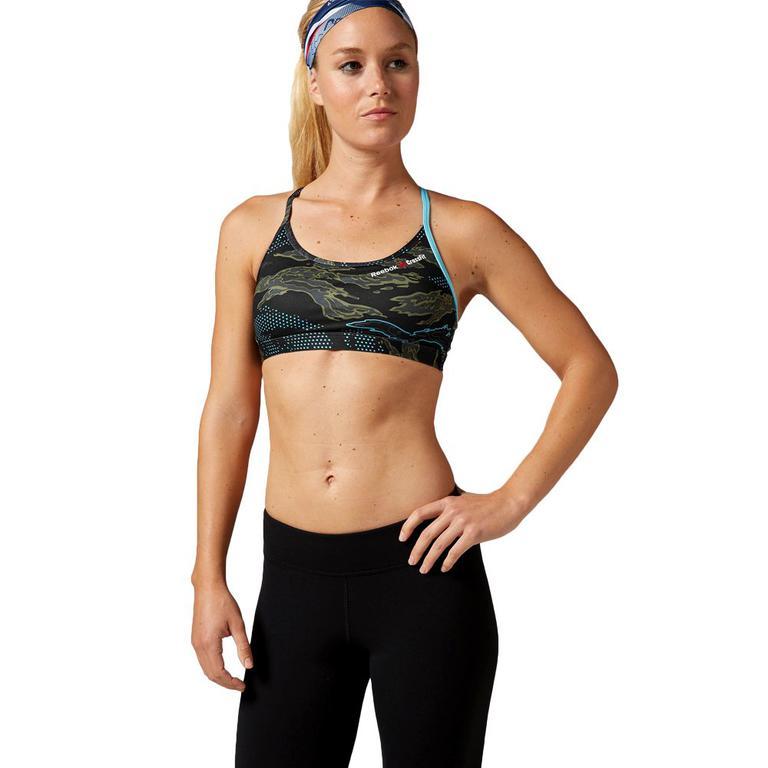 008beb50db4d2c Biustonosz Reebok CrossFit Skinny stanik sportowy termoaktywny fitness w  sklepie internetowym Marionex.pl. Powiększ zdjęcie