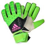 Rękawice bramkarskie Adidas Ace Zones Pro profesjonalne meczowe - czarny || zielony w sklepie internetowym Marionex.pl