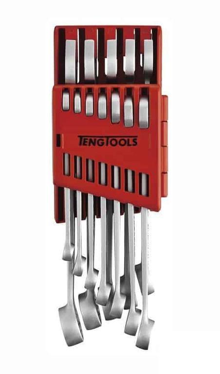 5f78d657d0bb3 TENGTOOLS 12-elementowy zestaw kluczy płasko-oczkowych (238180103) w sklepie  internetowym Kammar24. Powiększ zdjęcie
