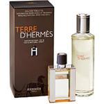 Hermes Terre D'Hermes woda toaletowa spray 30 ml + woda toaletowa 125 ml w sklepie internetowym PerfumyPlaza.pl
