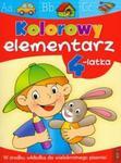 Kolorowy elementarz 4-latka w sklepie internetowym Booknet.net.pl