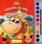 Zabawa na wsi Kumple z zagrody /z farbkami/ w sklepie internetowym Booknet.net.pl