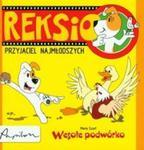 Reksio Przyjaciel najmłodszych Wesołe podwórko w sklepie internetowym Booknet.net.pl