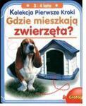 KOL.PIERWSZE KROKI-GDZIE MIESZKAJĄ GRAFAG 978-83-7487-078-8 w sklepie internetowym Booknet.net.pl