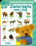 Zwierzęta małe i duże 2-3 lata w sklepie internetowym Booknet.net.pl