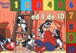 Mikołaj i zwierzątka. Uczę się liczyć od 1 do 10 w sklepie internetowym Booknet.net.pl