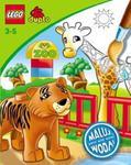 Lego Duplo Zoo Maluj wodą w sklepie internetowym Booknet.net.pl