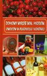 Domowy wyrób win miodów owoców w alkoholu i koktajli w sklepie internetowym Booknet.net.pl