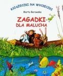 Książeczki na wycieczki. Zagadki dla malucha w sklepie internetowym Booknet.net.pl