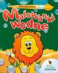 Zwierzęta świata Malowanki wodne w sklepie internetowym Booknet.net.pl