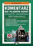 Komentarz do planów kont jednostki samorządu terytorialnego z płytą CD w sklepie internetowym Booknet.net.pl
