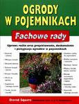 Ogrody w pojemnikach. Fachowe rady w sklepie internetowym Booknet.net.pl