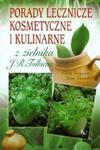 Porady lecznicze kosmetyczne i kulinarne z zielnika JR Tolkiena w sklepie internetowym Booknet.net.pl