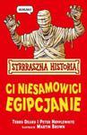 Strrraszna Historia. Ci niesamowici Egipcjanie w sklepie internetowym Booknet.net.pl