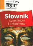 Słownik synonimów i antonimów - mini max w sklepie internetowym Booknet.net.pl