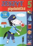 Zeszyt pięciolatka w sklepie internetowym Booknet.net.pl