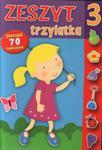 Zeszyt trzylatka w sklepie internetowym Booknet.net.pl