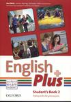 English Plus 2. Klasy 1-3, gimnazjum. Student's Book. Język angielski. Podręcznik w sklepie internetowym Booknet.net.pl