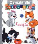 Kocięta. Obrazki dla maluchów w sklepie internetowym Booknet.net.pl