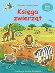 Księga zwierząt - książka z naklejkami w sklepie internetowym Booknet.net.pl