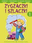 Zygzaczki i szlaczki 1 w sklepie internetowym Booknet.net.pl