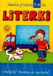 Literki. Nauka pisania, 5-6 lat. w sklepie internetowym Booknet.net.pl