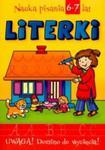 Nauka pisania 6-7 lat. Literki. w sklepie internetowym Booknet.net.pl