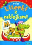 Literki z naklejkami 6-7 lat w sklepie internetowym Booknet.net.pl