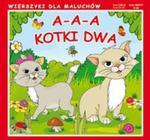 A-a-a Kotki dwa w sklepie internetowym Booknet.net.pl