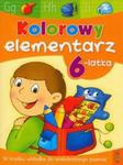 Kolorowy elementarz 6-latka w sklepie internetowym Booknet.net.pl